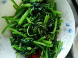 炒寒菜的做法[图]