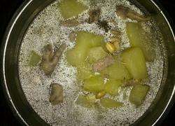 鸡脚木瓜汤