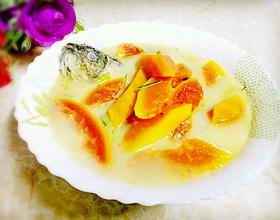 木瓜鲫鱼汤[图]