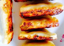 电饼当香菇鲜肉个锅贴