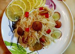 泰国木瓜沙拉