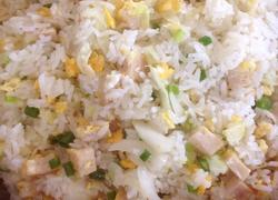 潮汕肉饼炒饭