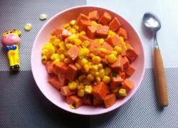 玉米爆炒肠