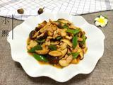 香菇炒肉的做法[图]
