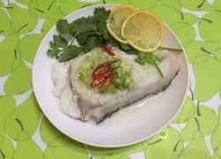清蒸龙胆石斑鱼
