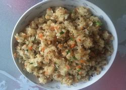 瘦肉香菇糯米饭