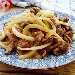 洋葱炒牛肉的做法[图]