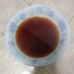 松姜红糖茶