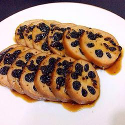 养生紫米藕的做法[图]
