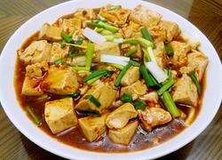 红烧家常豆腐