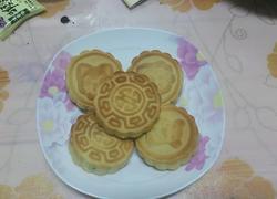 芝麻广式月饼