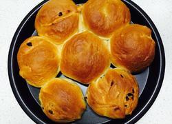 蔓越莓乳酪牛奶小面包