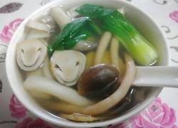 蔬菜杂菌汤