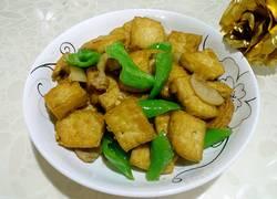 小炒煎豆腐