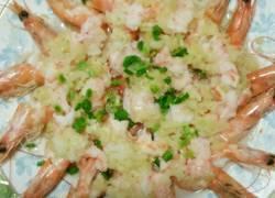 蒜香基围虾