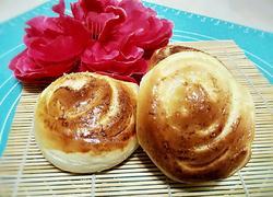 椰香软面包