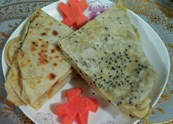 芝麻饼(五香)饼