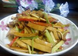 #年夜饭#香干炒芹菜