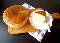 轻芝士乳酪蛋糕