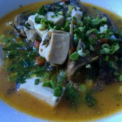 湘味,黄丁鱼豆腐汤