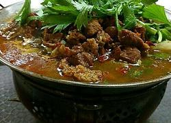 砂锅牛肉煲