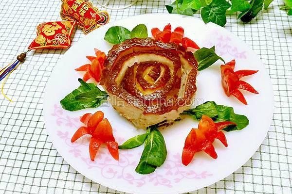 花開富貴~五香東坡肉