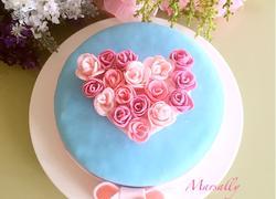 翻糖蛋糕~心愿