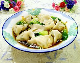 芹菜鲜肉饺子[图]
