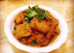 红烧带鱼烧豆腐