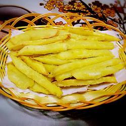 甘梅薯条的做法[图]
