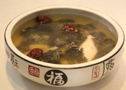 花旗参红枣炖鸡汤
