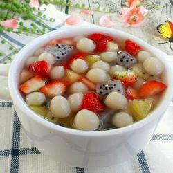 水果珍珠圆子的做法[图]