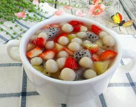 水果珍珠圆子[图]