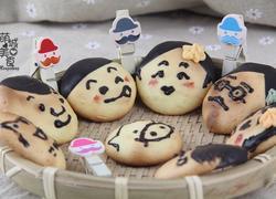 欢乐元宵佳节 团团圆圆之饼干