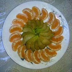 蜜桔萝卜脆