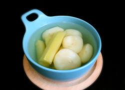 甘蔗荸荠甜汤