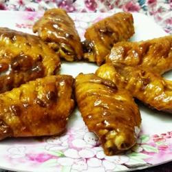 黄豆酱鸡翅