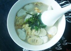 春笋鱼丸汤