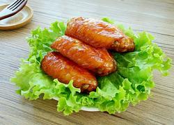奥尔良蜜汁烤鸡翅