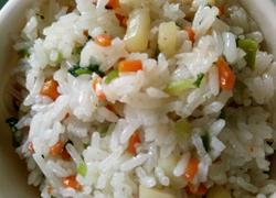 土豆胡萝卜饭