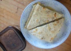 葫芦条玉米粒虾皮饼