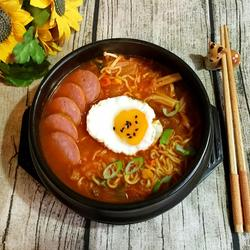 韩式辛拉面