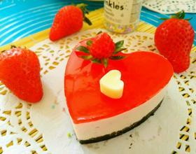 草莓酸奶慕斯[图]