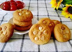 杏仁曲奇酥饼