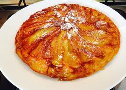 苹果焦糖蛋糕派