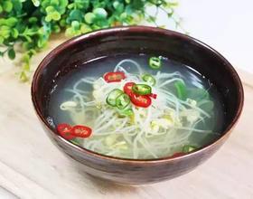 韩式【黄豆芽汤】 [图]