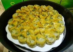 韭菜香菇虾米猪肉饺
