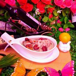 榴莲猪肚保健汤
