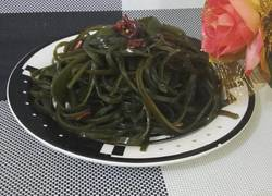 麻油海带丝