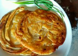 酥油葱花饼